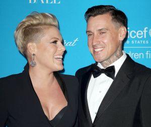 Pink révèle n'a pas couché avec son mari pendant un an, ses confessions sans tabou