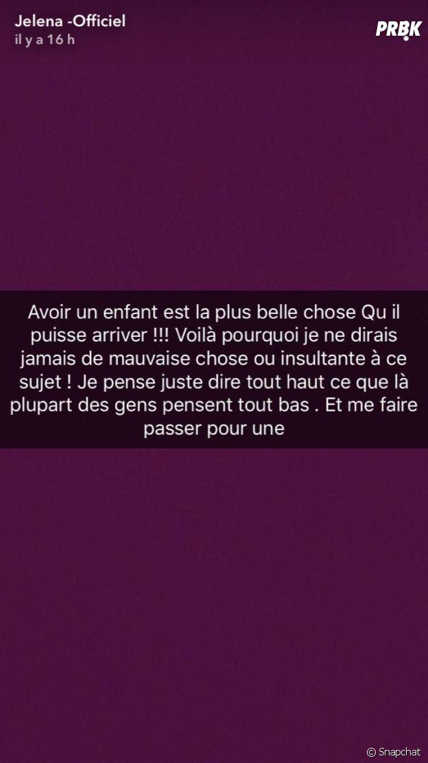Jelena (Les Marseillais VS Le reste du monde) s'explique après son tacle envers Manon Marsault