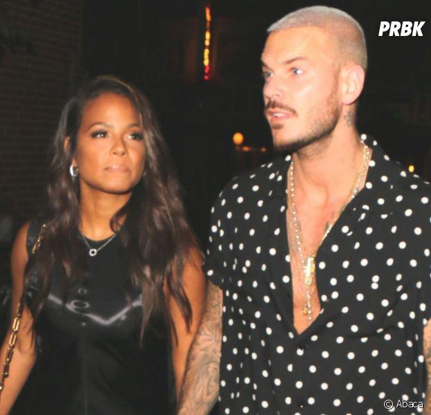 M. Pokora et Christina Milian ensemble à Paris : les amoureux sont de nouveau réunis !