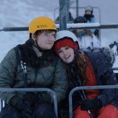 "Clip ""Perfect"" : Ed Sheeran fou amoureux de Zoey Deutch en plein hiver ❄️"