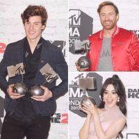 MTV EMA's 2017 : Shawn Mendes grand gagnant, Amir sacré... Le palmarès complet !