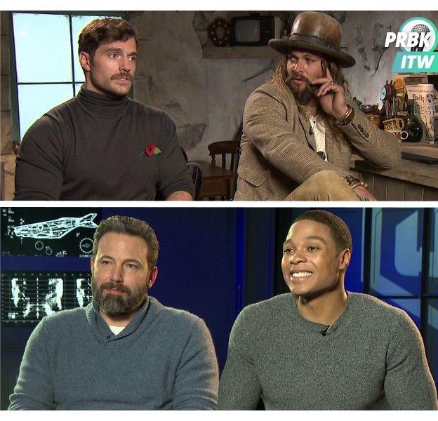 """Justice League 2 : les acteurs prêts pour une suite ? """"L'opportunité d'intégrer de nouveaux super-héros"""" (Interview)"""