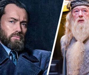 Les Animaux Fantastiques 2 : premières infos sur le Dumbledore de Jude Law