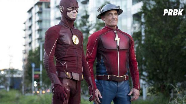 The Flash saison 4 : Jay Garrick de retour
