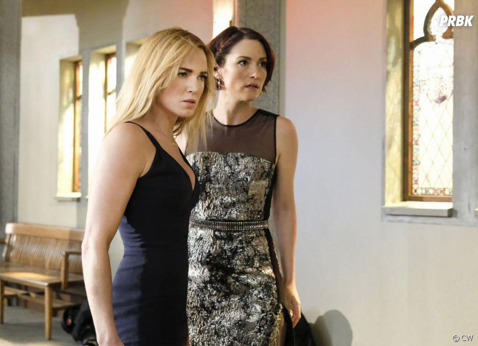Supergirl saison 3 et Arrow saison 6 : Alex et Sara ont couché ensemble dans l'épisode crossover