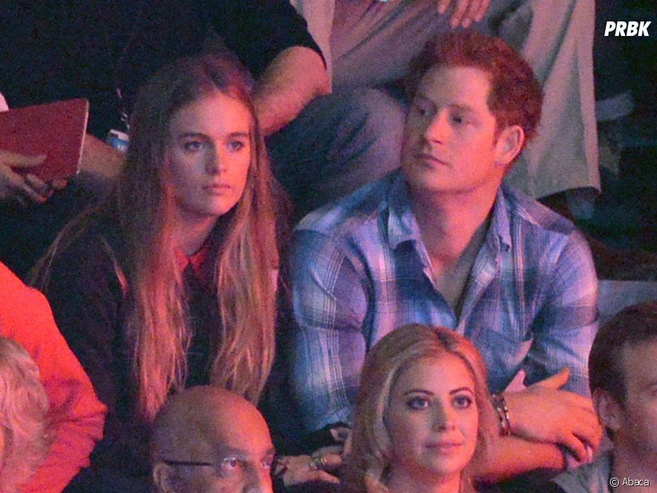 Cressida Bonas et le Prince Harry en 2014