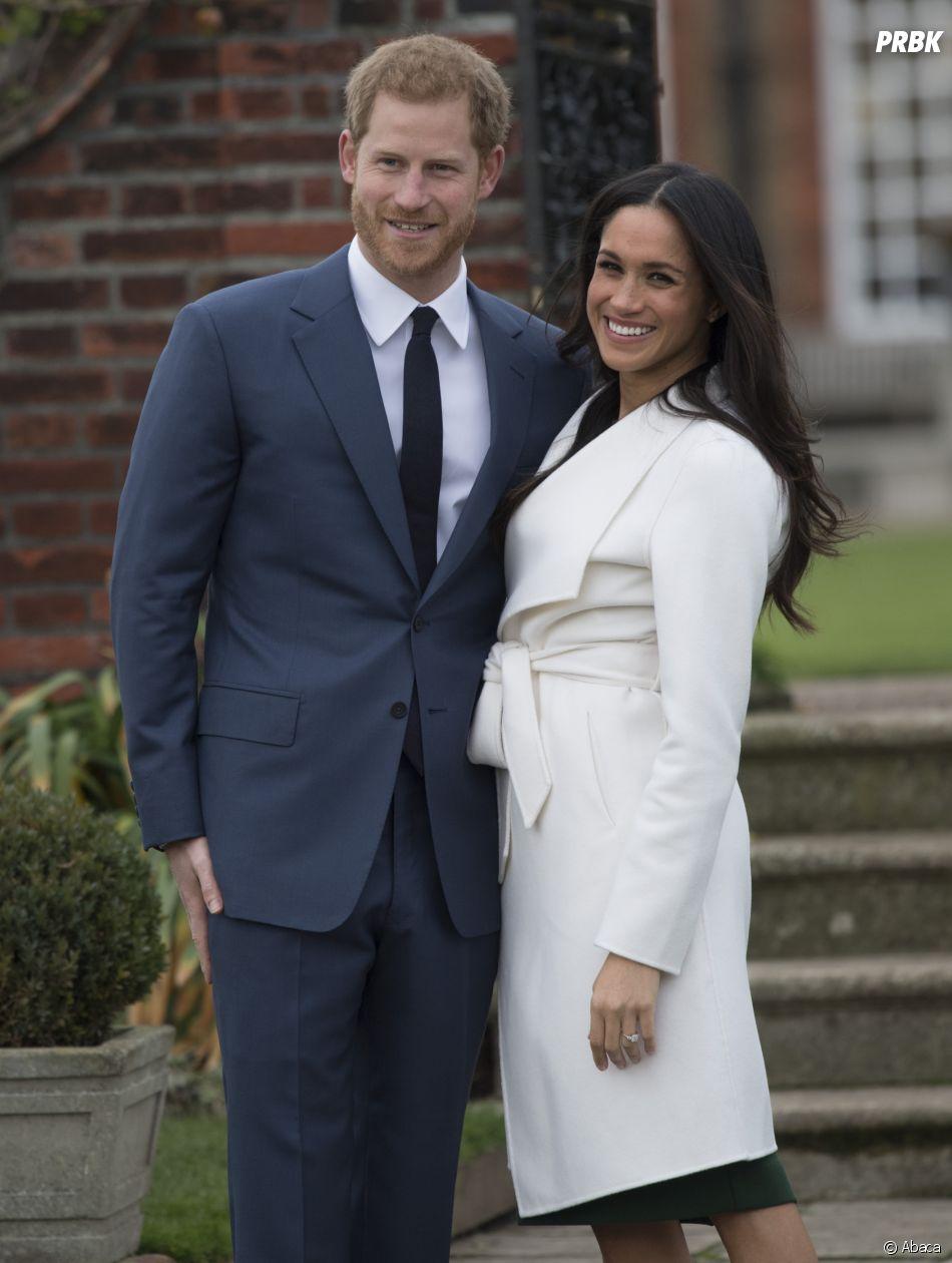 Prince Harry fiancé à meghan Markle : un mariage en mai 2018 pour le couple royal