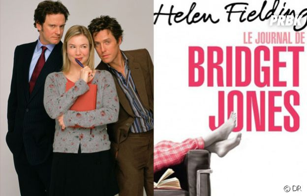 Bridget Jones est adapté d'un roman