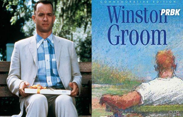 Forrest Gump est adapté d'un roman