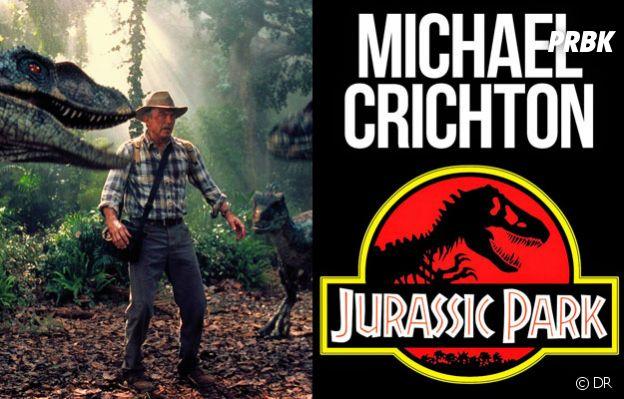 Jurassic Park est adapté d'un roman