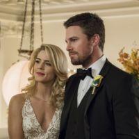 Arrow saison 6 : Oliver et Felicity prêts à officialiser leur union