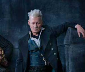 """Les Animaux Fantastiques 2 : J.K. Rowling """"heureuse"""" du casting de Johnny Depp, elle défend l'acteur"""
