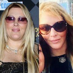 Loana, Ayem Nour, Mariah Carey... les pertes de poids les plus impressionnantes des stars en 2017