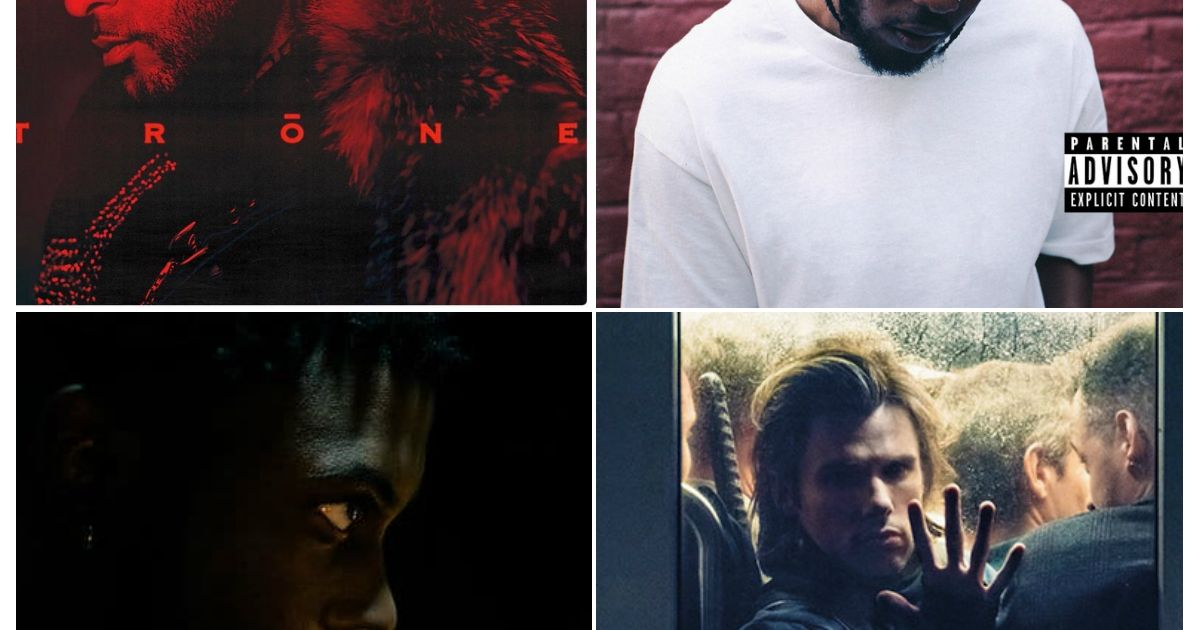 les 10 meilleurs albums rap de l 39 ann e damso orelsan booba kendrick lamar purebreak. Black Bedroom Furniture Sets. Home Design Ideas