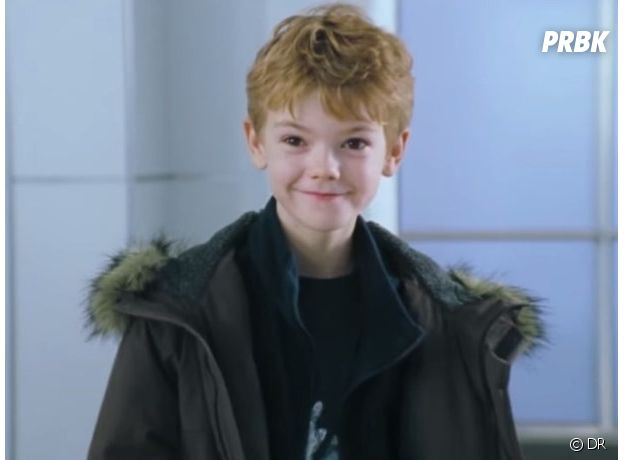 Love Actually : Thomas Brodie Sangster dans le film