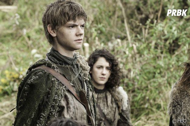 Thomas Brodie-Sangster dans Game of Thrones