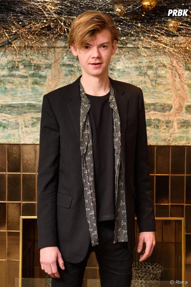 Thomas Brodie-Sangster en 2017