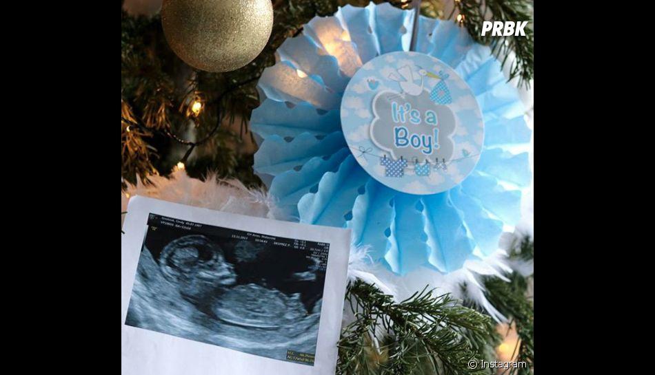 Cindy (Les Ch'tis) enceinte de son premier enfant : elle attend un petit garçon