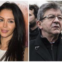 Nabilla Benattia citée par Jean-Luc Mélenchon... pour critiquer les voeux d'Emmanuel Macron