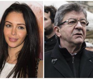 Nabilla citée par Jean-Luc Mélenchon pour critiquer les voeux d'Emmanuel Macron