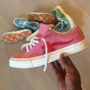 Tyler The Creator x Converse : le rappeur tease la suite de leur collaboration colorée