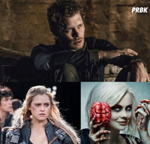 The Originals saison 5, The 100 saison 5... : voici les dates de retour des séries de la CW