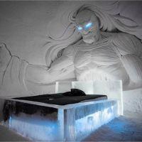 Game of Thrones : cet incroyable hôtel glacé est le meilleur moyen d'attendre le retour de la série