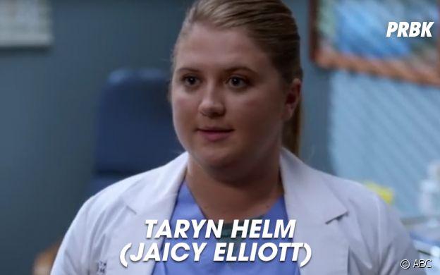 Grey's Anatomy saison 14 : Taryn Helm, nouvelle interne de la série