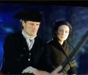 Outlander saison 4 : Jaime et Claire dans la première scène