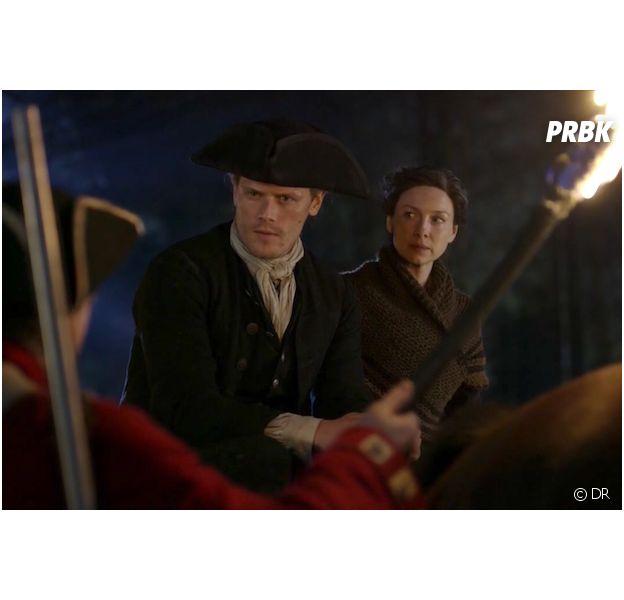 Outlander saison 4 : découvrez la première scène avec Jamie et Claire