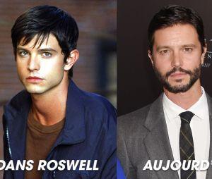 Roswell : Jason Behr dans la série et aujourd'hui
