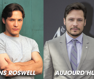 Roswell : Nick Wechsler dans la série et aujourd'hui