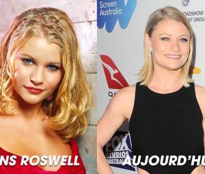 Roswell : Emilie de Ravin dans la série et aujourd'hui