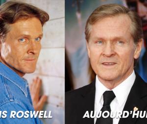 Roswell : William Sadler dans la série et aujourd'hui