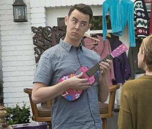 Colin Hanks dans la série Life in Pieces