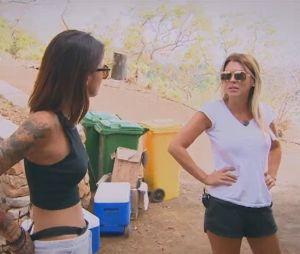 Claire (Friends Trip 4) en froid avec Corentin, elle se clashe avec Amélie