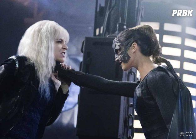 Supergirl saison 3 : Livewire morte après son combat contre Reign