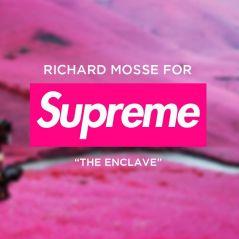 Richard Mosse x Supreme : la collab qui voit la vie en rose