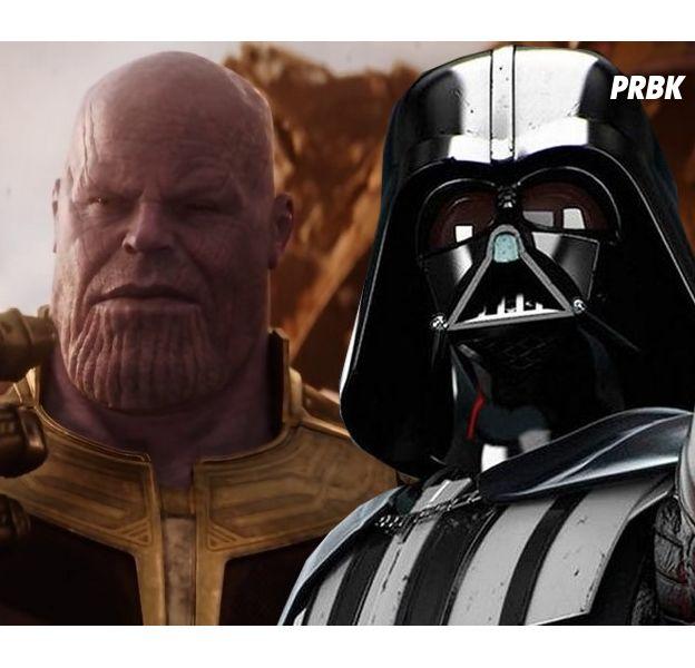 Avengers 3 - Infinity War : Thanos, un méchant encore plus marquant que Dark Vador ?