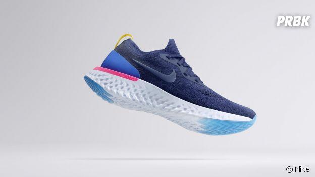 Nike Epic React, la date de sortie prévue le 22 février 2018