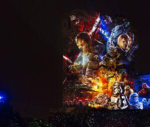 L'expérience Star Wars à Disneyland Paris.