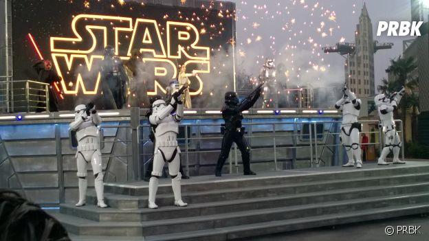 Star Wars à Disneyland Paris.