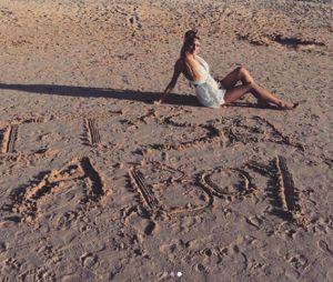 Mélanie Da Cruz confirme sa grossesse sur Instagram