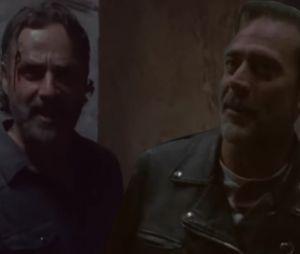 The Walking Dead saison 8 : Rick et Negan prêts à s'entre-tuer dans un teaser