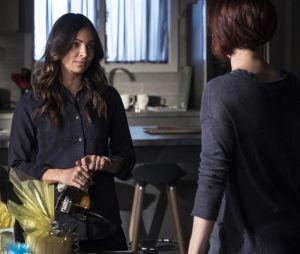 Supergirl saison 3 : Maggie bientôt de retour ? Floriana Lima sème le doute