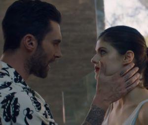 """Wait"" de Maroon 5 : Adam Levine a le coeur brisé par Alexandra Daddario dans le clip !"