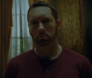 """Eminem et Ed Sheeran en mode anti Saint-Valentin dans le clip """"River"""" !"""