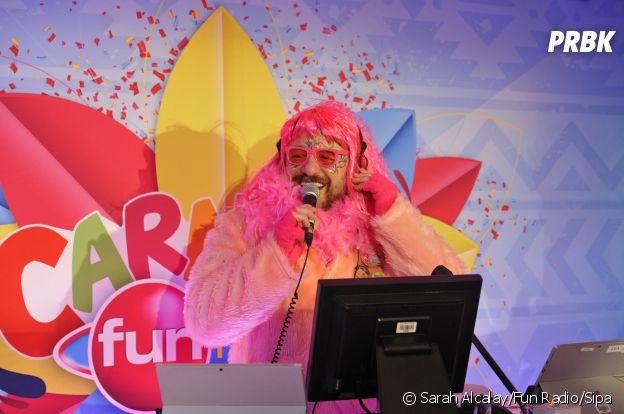 Hareng, bain de minuit... PureBreak a survécu à la folie du Carnaval de Dunkerque avec Fun Radio !