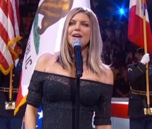 Fergie massacre l'hymne américain au All-Star Game NBA : elle devient la risée de la Toile