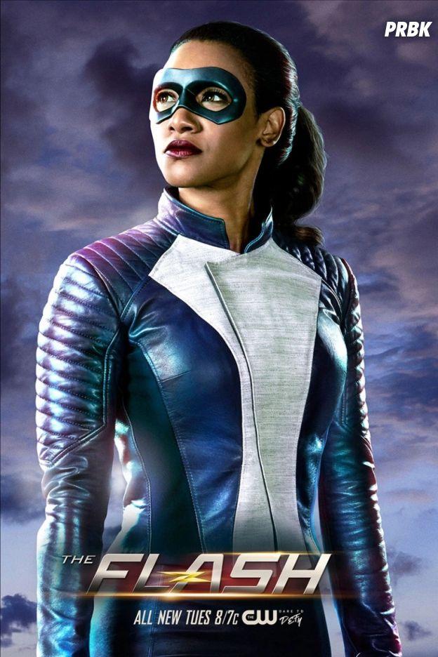 The Flash saison 4 : Iris va devenir une speedster, découvrez comment